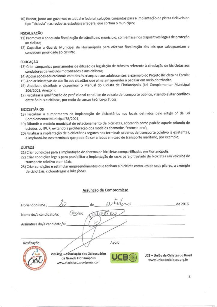 Carta Compromisso Assinada 2016 - Gean Loureiro- p2